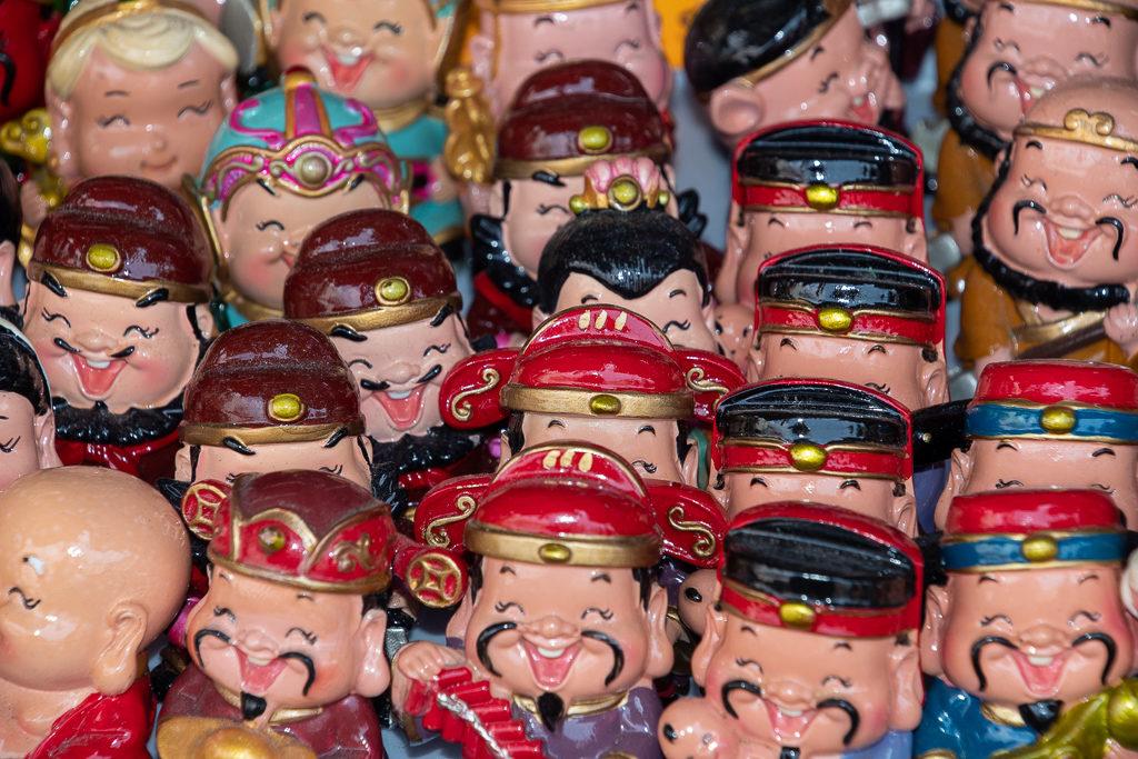 Singapore Chinatown Souvenirs