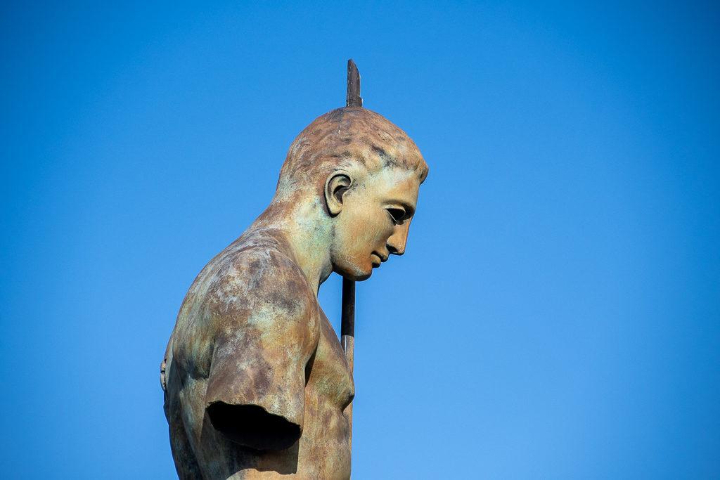 Statue - Pompeii