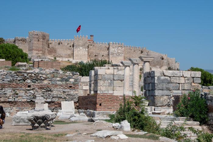 Basilica of Saint John & Ayasuluk Fortress