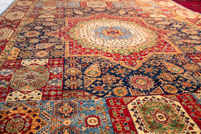 Silk rugs available to buy
